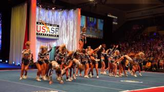 Cheer & Dance Worlds 2017 - Large Senior Highlights from Day 1
