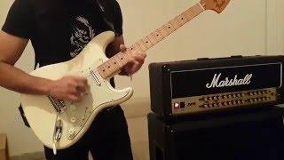 Kojo no Tsuki - Uli Jon Roth - Scorpions Solo Cover