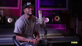 VSessions | Eric Bellinger Performs Hit Single 'I Don't Want Her'