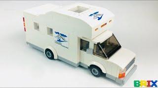 Custom LEGO Camper MOC Review