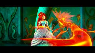 WINX CLUB movie trailer (dubbed in greek)