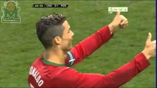 Croacia vs Portugal 0-1 All Goals