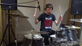 The Cribs - Don't You Wanna Be Relevant - Drum Cover