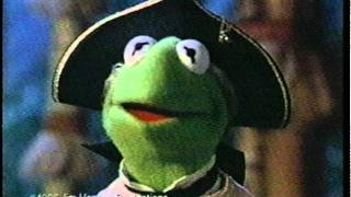 McDonalds Happy Meal Commercial - Muppets Treasure Island Toys - 1990's