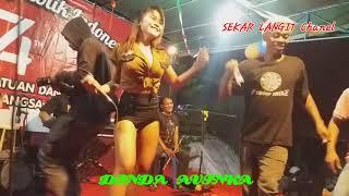 Terbaru MEMORY BERKASI Feat DINDA AVINKA,bikin Penonton Tegang