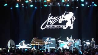Herbie Hancock - Chameleon live at Alfa Jazz Fest 2017