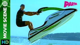 Partner | Salman Khan Jet Ski Stunts Revealed