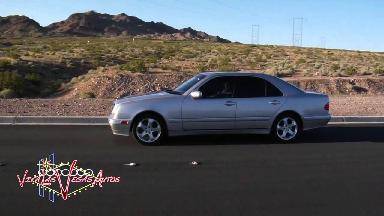 2000 Mercedes-Benz E320 Test Drive Viva Las Vegas Autos