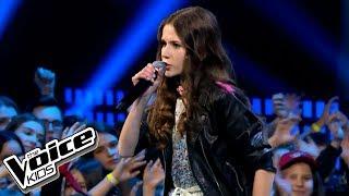"""Roksana Węgiel – """"Żyj"""" – Finał – The Voice Kids Poland"""