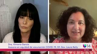 Dialogamos con la Asesora de Vacunación COVID-19 la Dra. Ximena García