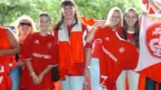"""S.C.INTERNACIONAL - VERMELHO - FAFA DE BELEM - """"RUBENS"""""""