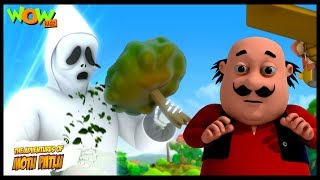 Tree Eater Ghost - Motu Patlu in Hindi - 3D Animation Cartoon for Kids -As seen on Nick width=