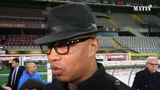 "El Hadji Diouf: ""Le match d'aujourd'hui va rassurer les Marocains"""