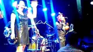 TONINO CAROTONE - IL SANTO  LIVE IN ATHENS 2009