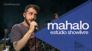 """""""Mundo perfeito"""" - Banda Mahalo no Estúdio Showlivre 2014"""