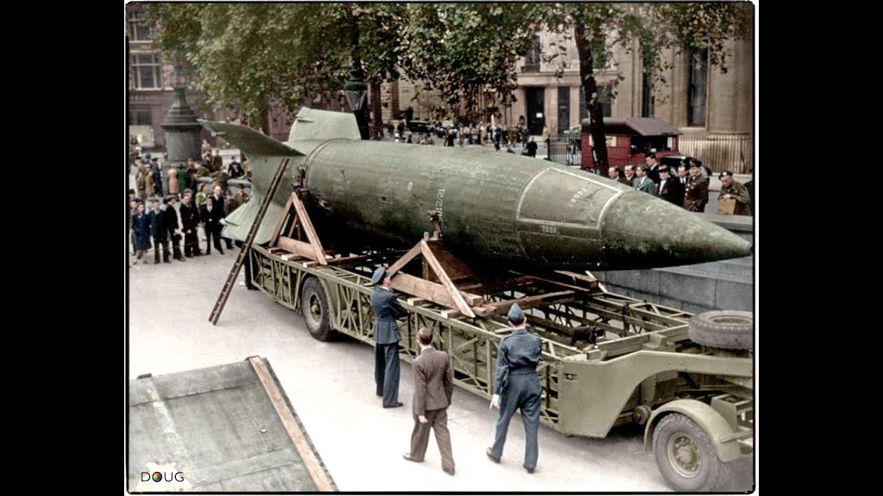 The V-2 Missile Heist