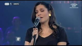 Inês Sousa - Se o Tempo Não Falasse - 2ª Semifinal   Festival da Canção