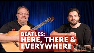 Here, There & Everywhere - by Joscho Stephan & Richard Smith