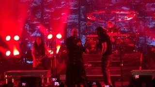"DISTURBED & NONPOINT ""Killing In The Name Of"" Rage Against The Machine Cover- LIVE"