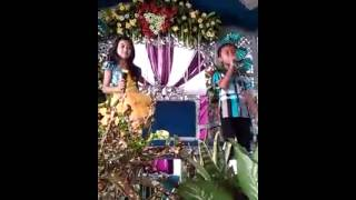 Anak Kecil Berbakat Suara Emas - Nyanyi Duet