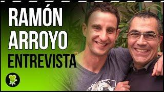 """Ramón Arroyo: """"La primera vez que vi '100 metros' fue muy chocante"""""""
