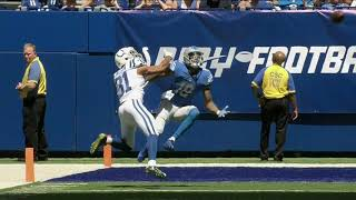 Kenny Golladay Catches Touchdown After Beating Quincy Wilson! |Colts vs Lions|