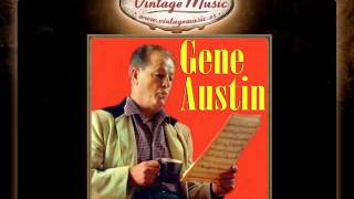 Gene Austin -- There's a New Blue Heaven in the Sky