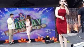 Sunday PinaSaya closing with Barbie Forteza x Maine Mendoza x Alden Richards(ALDUB)