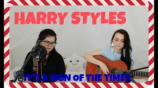 #13 HARRY STYLES - IT'S A SIGN OF THE TIMES COVER