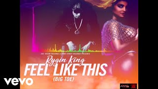 Rygin King - Feel Like This (BIG TOE) Audio