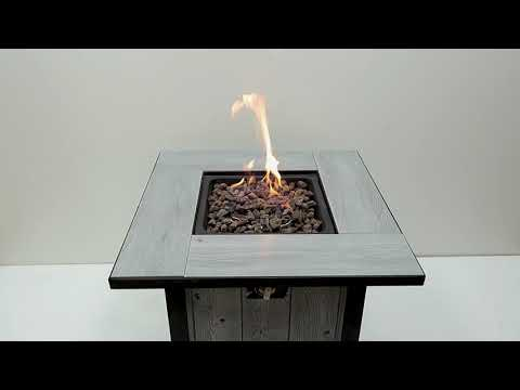 How To Light A Gas Fire Pit