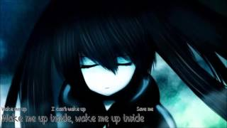 Bring me to life - Nightcore