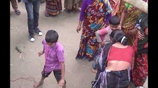 bangla new funny dance 2018  || Bangla Small Girls   Boy Stage Danceing width=