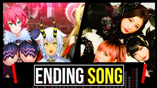 Sin Nanatsu No Taizai Ending | Welcome To Our Diabolic Paradise - Mia Regina