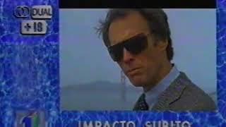 Estamos viendo: Impacto súbito (12/07/1998) Película emitida por TVE1