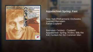 Appalachian Spring: Fast