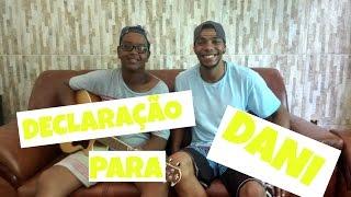 Declaração Para Minha Amada DANIELA ft Jean Pablo - (Dia,Lugar e Hora) #namorosanto