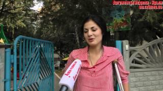 Наталья Турок сломала ногу