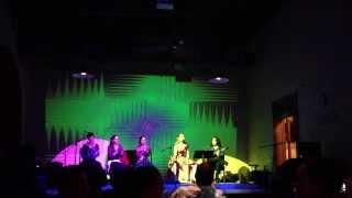 """""""El Toro y La Luna"""" live by Maria D'Luz and Mario Aleman 2013"""