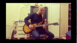 Imagine dragons -  Believer Instrumental Guitar cover