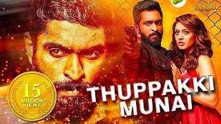 Thuppaki Munnai Hindi Dubbed Full Movie | Vikram Prabhu, Hansika Motwani