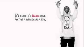 Tyler The Creator - Transylvania w Lyrics