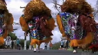 Maracatu Rural anima o Carnaval no interior de Pernambuco