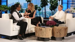 Ellen, Oprah & Laura Dern on the 'Coming Out' Episode width=