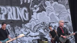 """The Offspring Live Knotfest Mexico 2016 """"Want You Bad"""""""