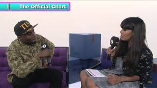 Fuse ODG Does Azonto With Jameela