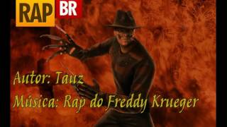 Nightcore - Rap do Freddy Krueger (Tauz)