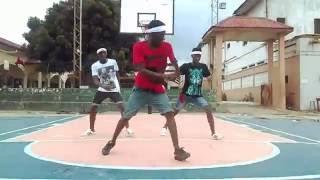 AFRO BEAT DANCE VIDEO BY ALLO DANCERS(ALLO K3K3 *5*) 2016