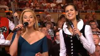 Stefanie Hertel & Oeschs die Dritten - Heiligobndlied 2017