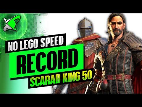 """SPEED RECORD"" Borgoth The Scarab King | HARD Doom Tower Floor 50 | RAID: Shadow Legends"